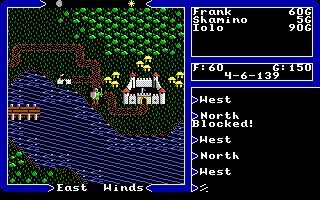 Ultima V - Warriors of Destiny