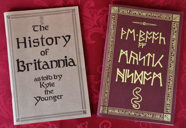 The History of Britannia und The Book of Mystik Wisdom